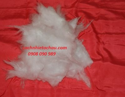 ceramic fiber bulk luyang wool employee photograph
